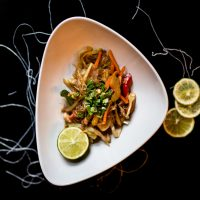 Pancit Bihon With Vegetables1