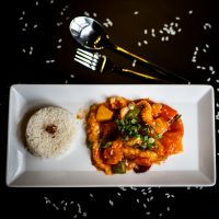 Sweet Sour Chicken Filipino1